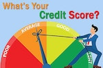 whats your credit score?
