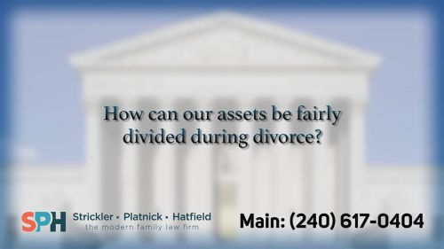 How can our assets be div…